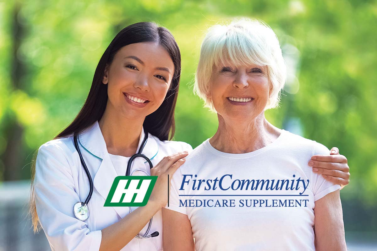 Local Hospital. Local Health Plan. Together for a Healthier Community.